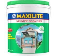 Sơn nước Maxilite Ngoài Trời A919 - 5 lít