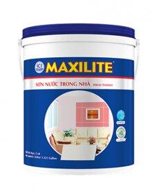 Sơn nước Maxilite Trong Nhà A901 - 5 lít