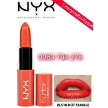 Son Nyx Butter Hot Tamale
