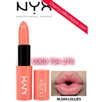 Son Nyx Butter Lollies