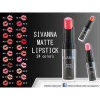 Son Sivanna Matte Lipstick