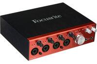 Sound card Focusrite Clarlett 4Pre
