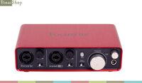 Sound card thu âm Focusrite Scarlett 2i2