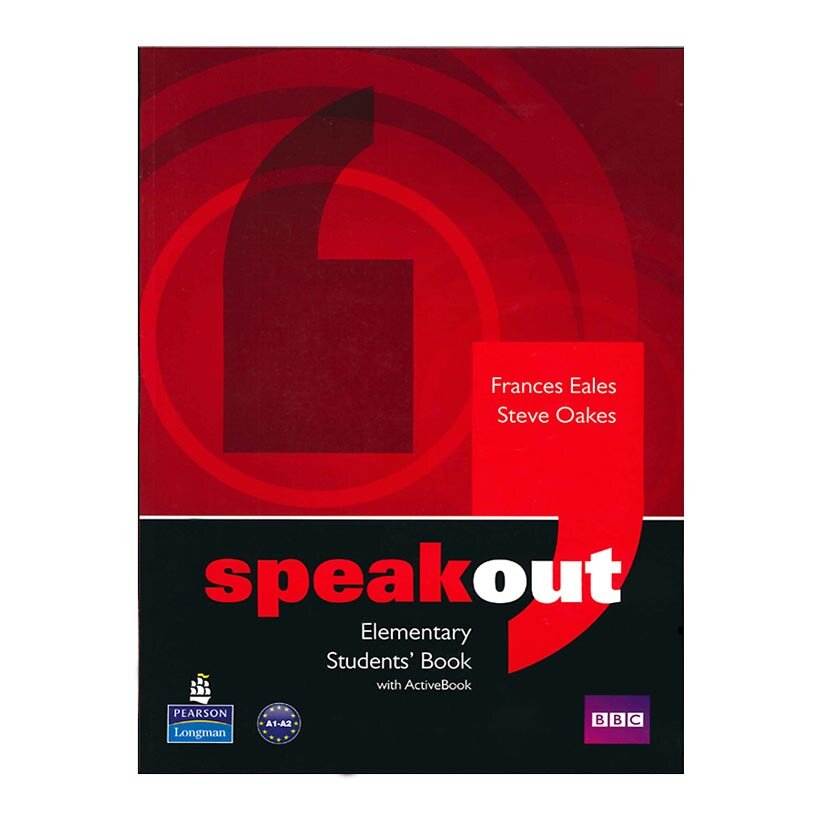 Speakout Elementary Level Students' Book And Dvd / Active Book