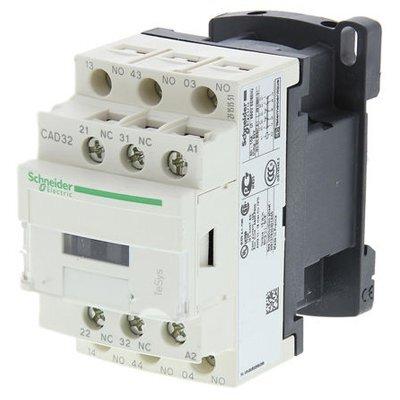 Rơ le điều khiển Schneider CAD32UD