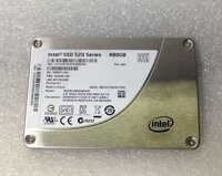 SSD Intel 520 Series 480GB
