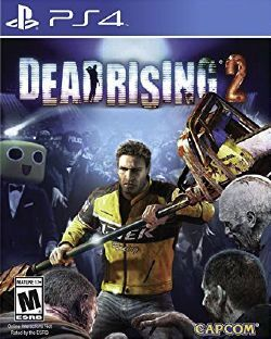 Đĩa game PS4 Dead Rising 2