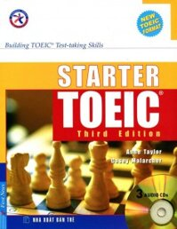 Starter Toeic third edition (kèm CD) - Anne Taylor & Casey Malarcher