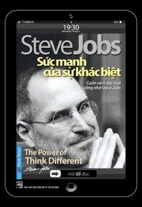 Steve Jobs - Sức mạnh của sự khác biệt - Tác giả: GSTS. Huỳnh Ngọc Phiên