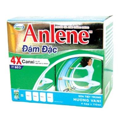 Sữa Anlene đậm đặc 4X