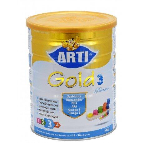 Sữa Arti Gold 3 Premium 900g