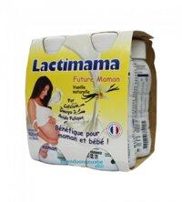 Sữa bầu Lactimama vị vani 200ml