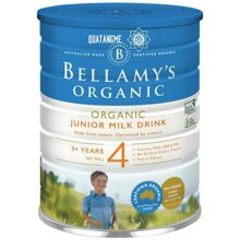 Sữa Bellamy's organic số 4 - 900g