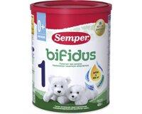 Sữa béo Semper bifidus số 1, 400g