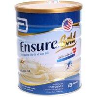Sữa bột Abbott Ensure Gold - hộp 850g (dành cho người lớn)