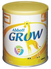 Sữa bột Abbott Grow 4 - hộp 400g (dành cho trẻ từ 3 - 6 tuổi)