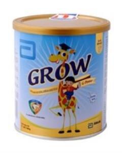 Sữa bột Abbott Grow G-Power 3+ - hộp 400g (dành cho trẻ từ 3 - 6 tuổi)