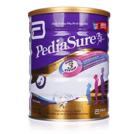 Sữa bột Abbott PediaSure B/A - hộp 850g (2 – 10 Tuổi)