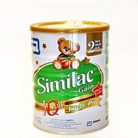 Sữa bột Abbott Similac Gain IQ 2 - hộp 900g (dành cho trẻ từ 6 - 12 tháng)