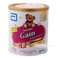 Sữa bột Abbott Similac Gain Total Comfort 2 - hộp 360g (dành cho trẻ từ 6 - 12 tháng)
