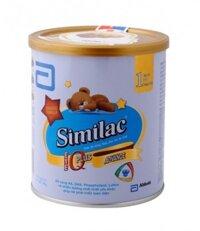 Sữa bột Abbott Similac IQ Plus 1 - hộp 400g (dành cho trẻ từ 0 - 6 tháng tuổi)