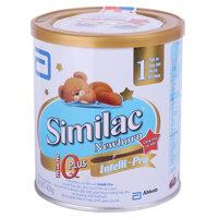 Sữa bột Abbott Similac Newborn IQ 1 - hộp 400g (dành cho trẻ từ 0 - 6 tháng)