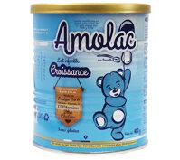 Sữa bột Amolac số 1 - 400g (0 - 6 tháng)