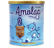 Sữa bột Amolac số 2 - 400g