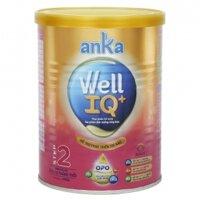 Sữa bột Anka Well IQ+ Step 2 - 400gr