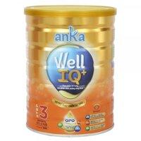 Sữa bột Anka Well IQ+ Step 3 - 900gr