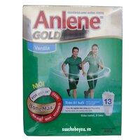 Sữa bột Anlene 400g trên 51 tuổi hương vanilla (hộp giấy)