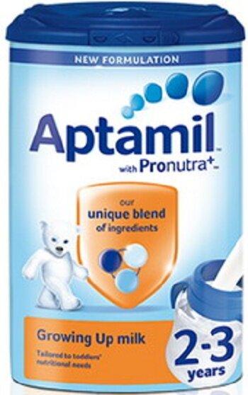 Sữa bột Aptamil 2 Anh - hộp 900g (dành cho trẻ từ 6 - 12 tháng)