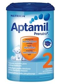 Sữa bột Aptamil 2+ - hộp 800g