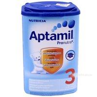 Sữa bột Aptamil 3 Đức - hộp 800g (dành cho trẻ từ 6 - 12 tháng)