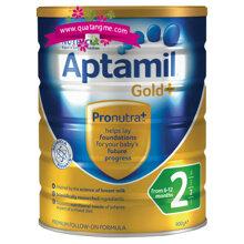 Sữa bột Aptamil Gold 2 - hộp 900g (dành cho trẻ từ 6 - 12 tháng)