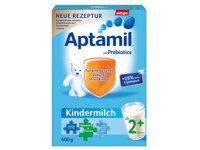 Sữa bột Aptamil Kinder Milch 2+ Đức - hộp 600g (dành cho bé trên 2 tuổi)