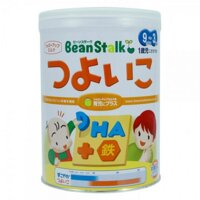 Sữa bột Beanstalk số 9 - 820g, 9 tháng -3 tuổi