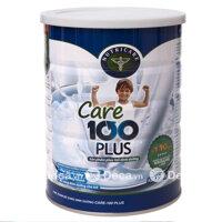 Sữa bột Care 100 Plus - hộp 900g (dành cho trẻ 1 - 10 tuổi)