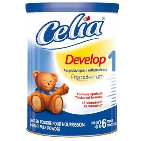 Sữa bột Celia Develop số 1 - hộp 400g