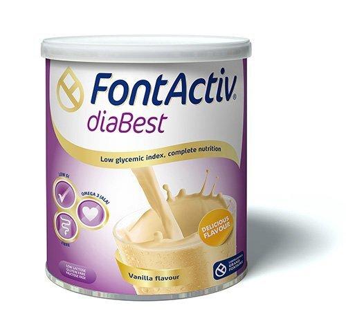 Sữa bột cho người tiểu đường FontActiv Diabest 400g