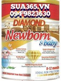 Sữa bột Diamond Newborn & Baby 400g