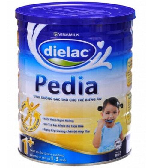 Sữa bột Dielac Pedia 1+ - hộp 900g (dành cho trẻ từ 1 - 3 tuổi)