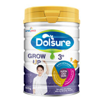 Sữa bột Dolsure Grow Up 900gr