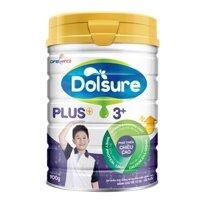 Sữa Bột Dolsure Plus 3+ 900g