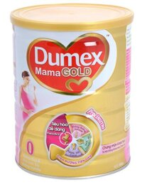 Sữa bột Dumex Gold 1 - hộp 800g (dành cho trẻ từ 0 - 6 tháng)
