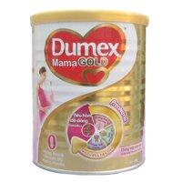 Sữa bột Dumex Mama Gold - hộp 400g (dành cho bà mẹ mang thai và cho con bú)