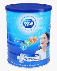Sữa bột Dutch Lady Cô gái Hà Lan 456 - hộp 900g (dành cho trẻ trên 3 tuổi)
