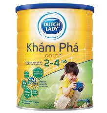 Sữa bột Dutch Lady Cô gái Hà Lan Khám Phá Gold - hộp 1.5 kg