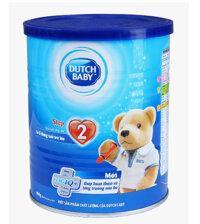 Sữa bột Dutch Lady Cô gái Hà Lan Step 2 - hộp 400g (dành cho trẻ từ 6 - 12 tháng tuổi)