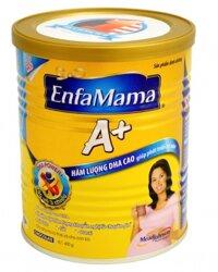 Sữa bột EnfaMama A+ - hộp 400g (dành cho bà mẹ mang thai và cho con bú)